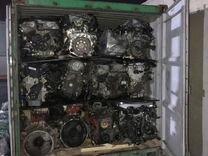 Двигатель б/у из Австралии комплектом