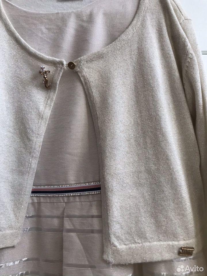Платье нарядное (Италия)  89069845984 купить 6