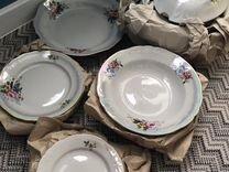 Новый большой набор посуды