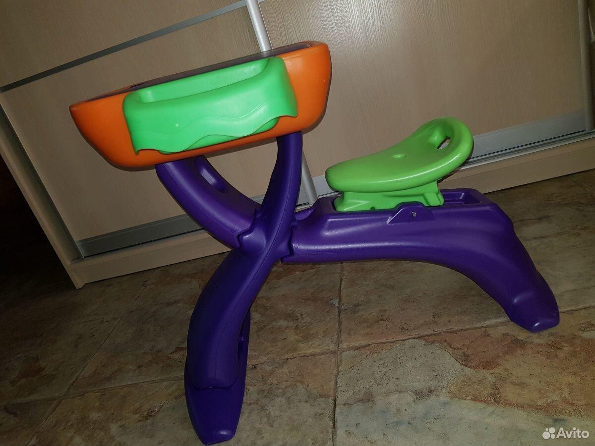 Детский стол+стул Crayola