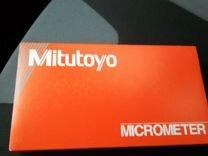 Mitutoyo микрометр — Ремонт и строительство в Москве