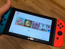 Nintendo switch(прошита)