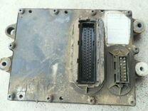 Блок управления двигателем на Атего