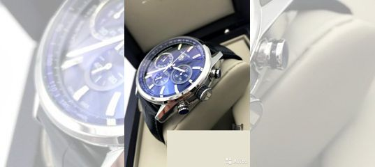 d2550ed97c71 Мужские наручные часы Tag Heuer Carrera купить в Москве на Avito —  Объявления на сайте Авито
