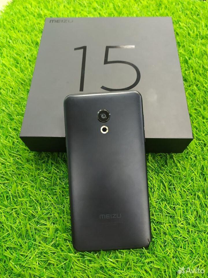 Смартфон Meizu 15 Lite 4/64GB (вр91)  89229027581 купить 2