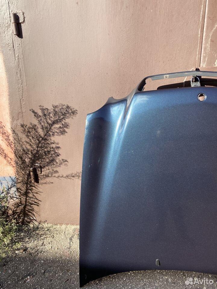 Капот Mercedes CLK W208 дорестайлинг  89534684247 купить 2