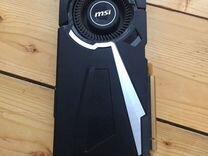 Видеокарта MSI aero GeForce GTX 1070 8 gb