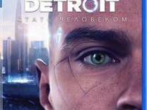 Detroit: Стать человеком (PS 4 )(Продажа-обмен)
