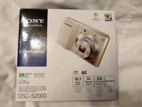 Продам sony Cyber shot DSC- S2000
