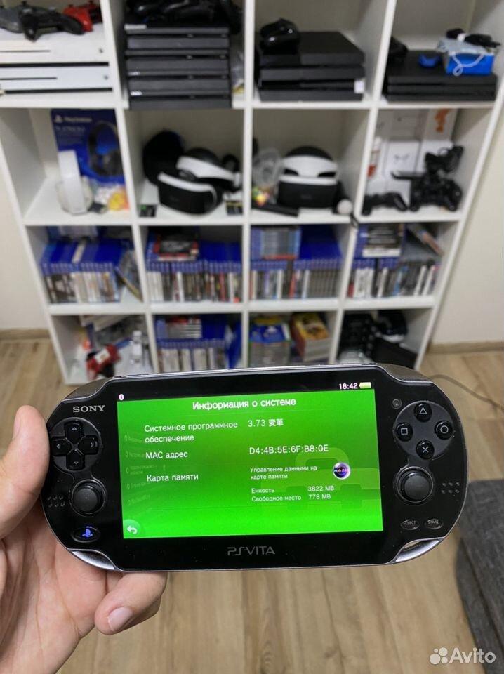 PS Vita / 3.73  89622690116 купить 9