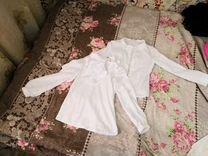 Блузки детские 2 шт