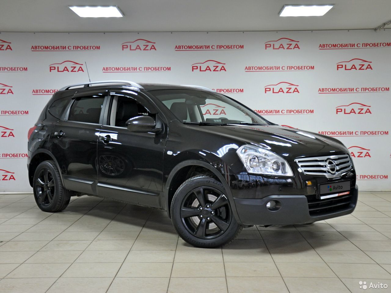 Nissan Qashqai+2, 2008  88129217457 купить 1