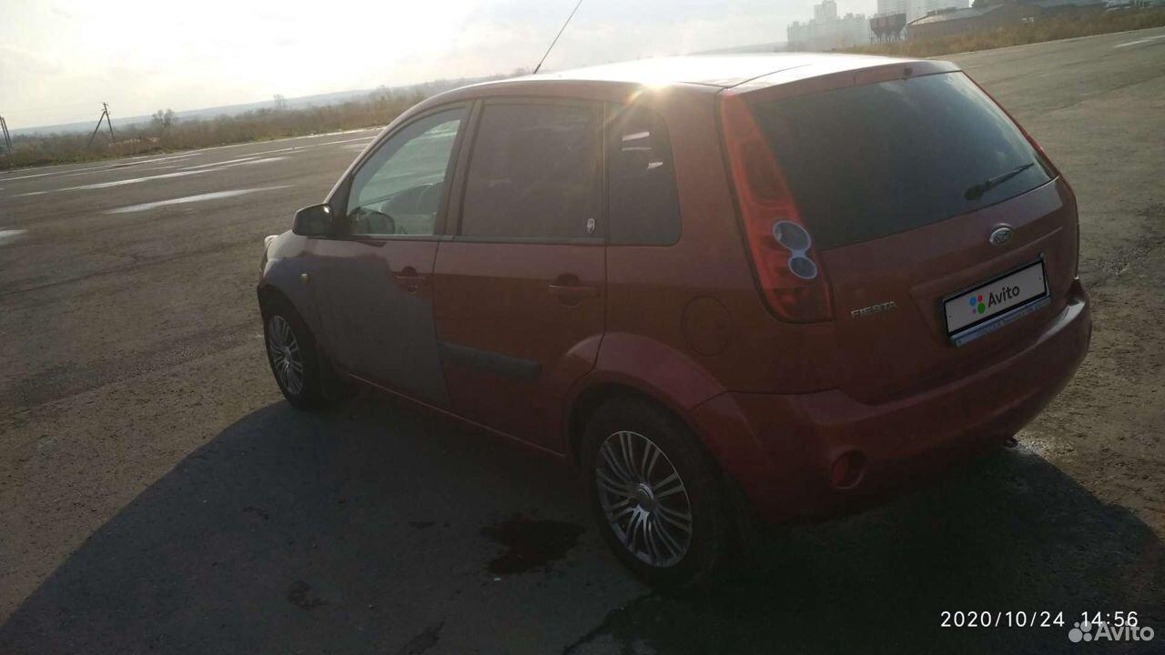 Ford Fiesta, 2007  89874313503 купить 4
