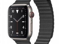 Apple Watch 5 Titanium Case