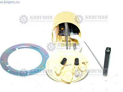 Модуль топливозаборника с датчиком уровня топлива