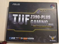 TUF Z390-plus gaming WI-FI