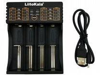 Новое зарядное устройство LiitoKala Lii-402