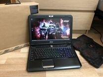 Игровой ноутбук MSI A10/16Gb/HD 7970/1TB