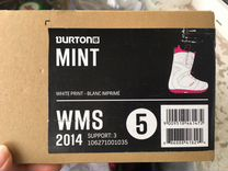 Сноубордические ботинки Burton mint 2 — Спорт и отдых в Екатеринбурге
