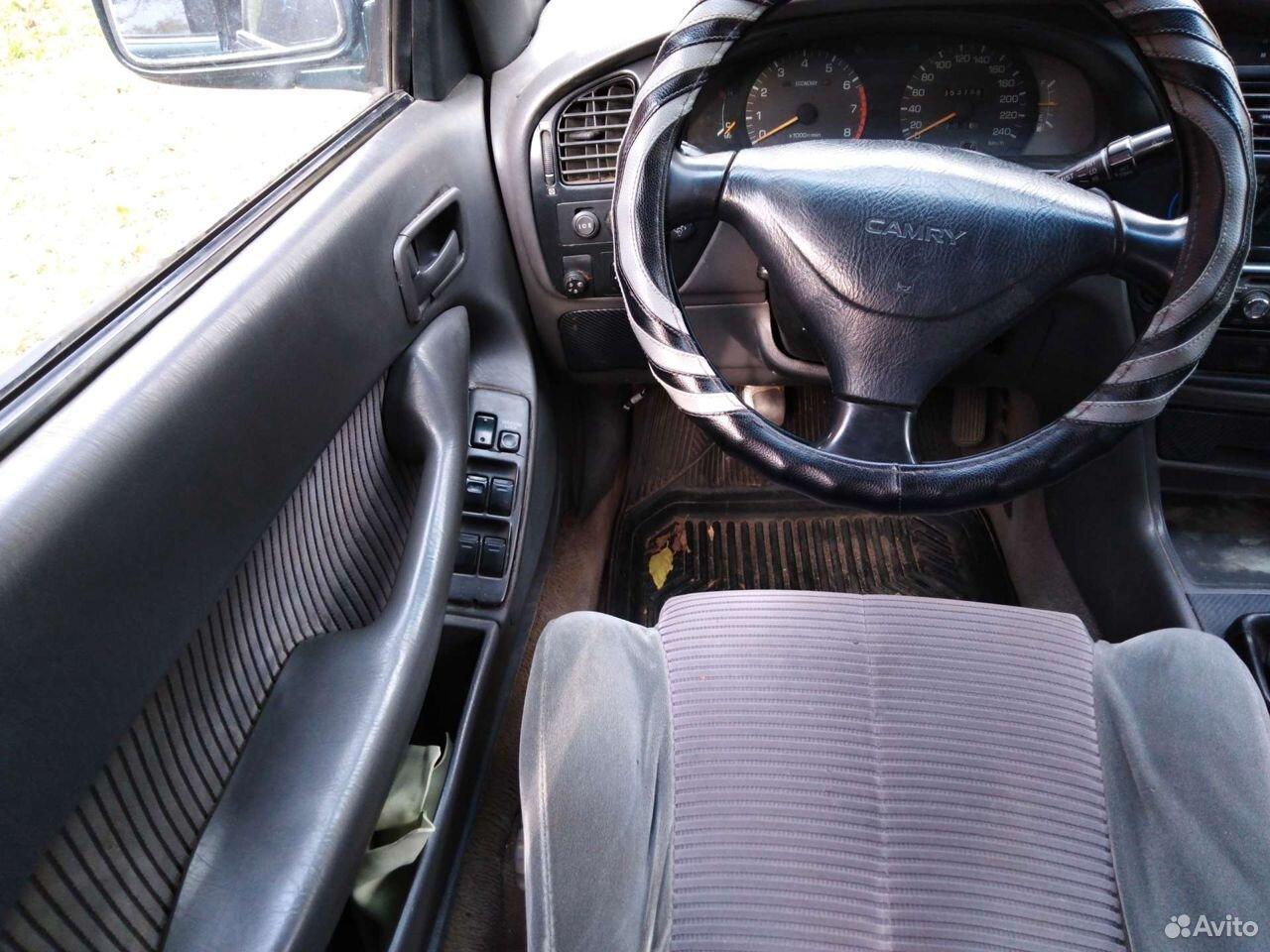 Toyota Camry, 1991  89612488012 купить 4