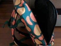Яpкий ранец для шкoлы