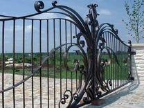 Автоматические ворота, забор, ограждения, решетки