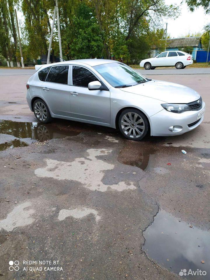 Subaru Impreza, 2008  89038820199 купить 1