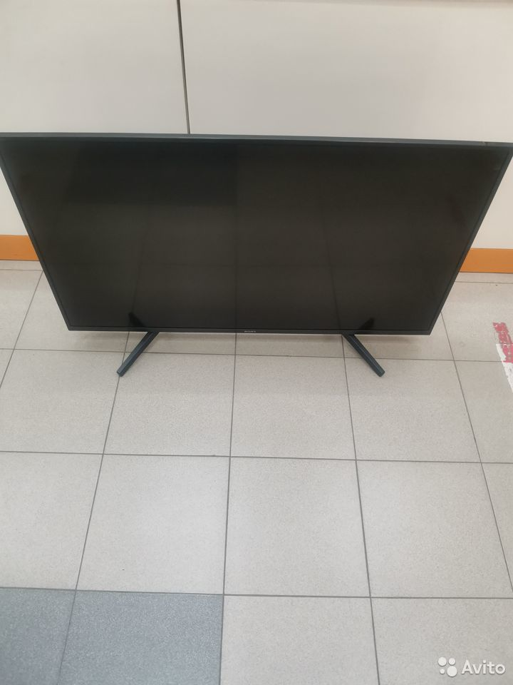 Телевизор sony KD-43XF7096 (центр)  89093911989 купить 1