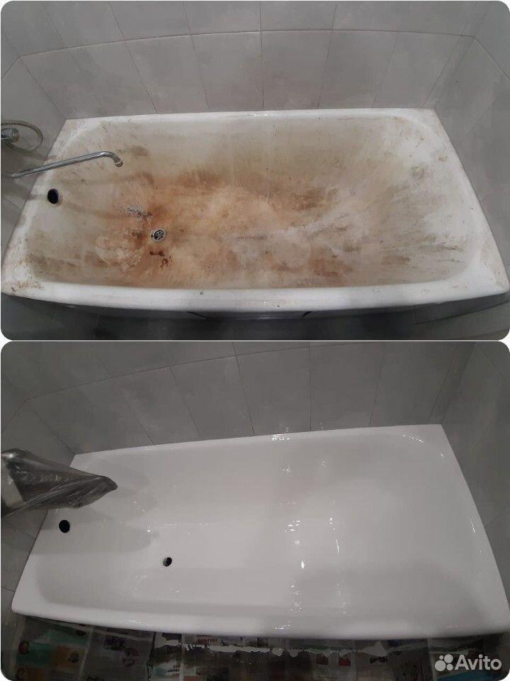 Реставрация ванн жидким акрилом  89000113738 купить 2