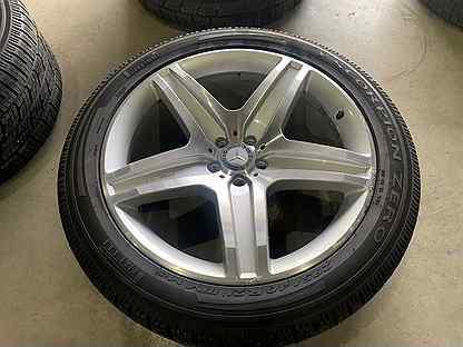 Комплект колес R21 AMG Mercedes GL W164