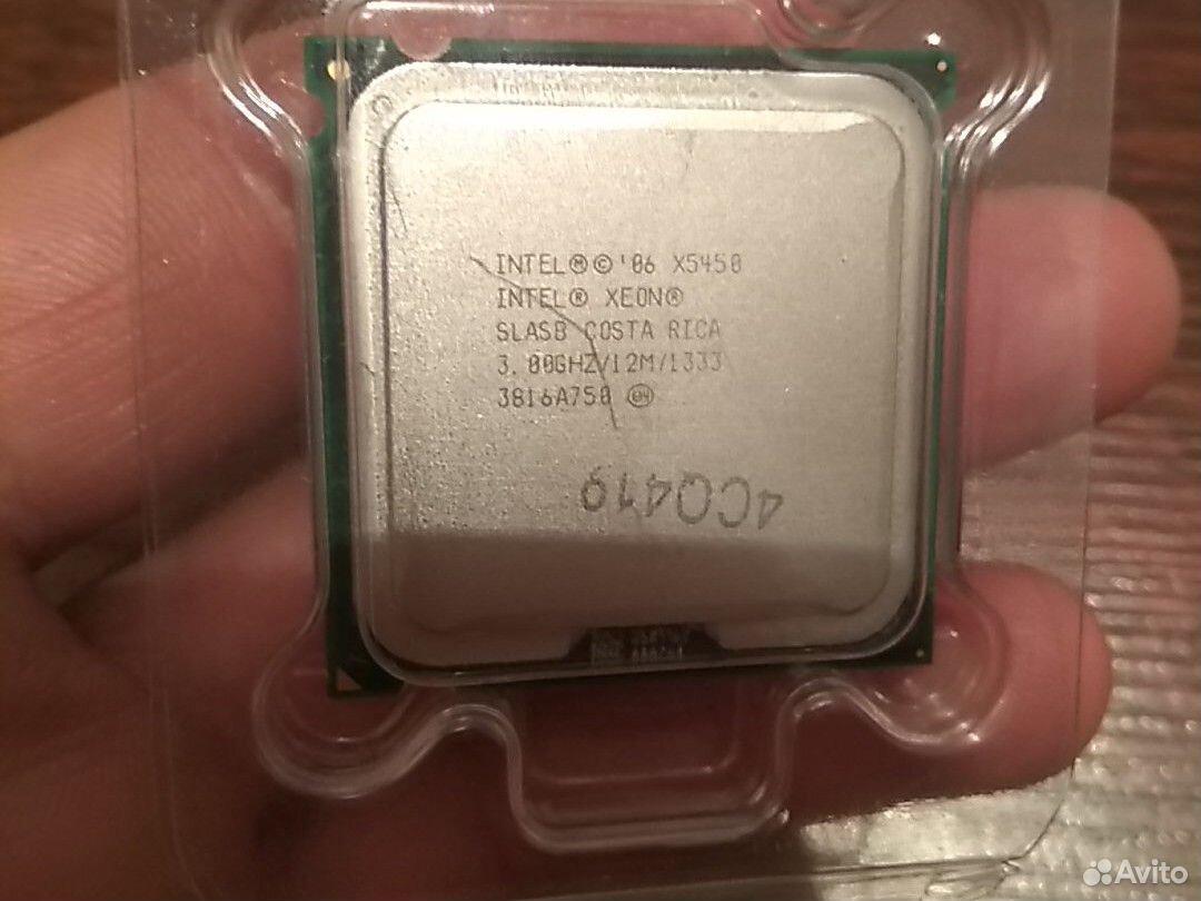 Процессор Xeon X 5450  89825070553 купить 1