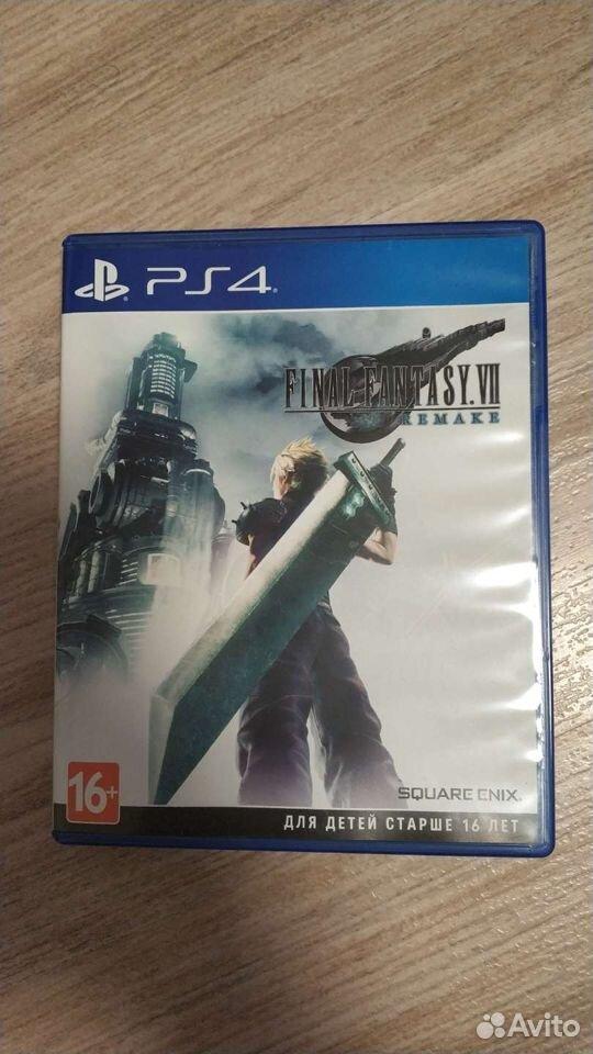 Final Fantasy VII Remake PS4  89028147177 купить 1