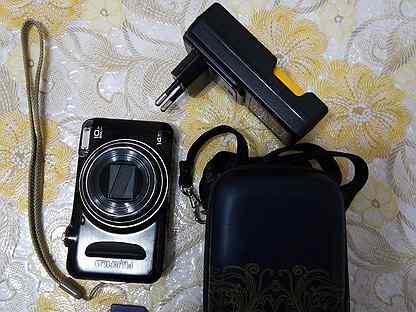 Два фотоаппарата fujifilm T200 и Z5fd