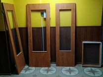 Комплект межкомнатных стеклянных дверей — Ремонт и строительство в Москве