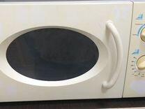 Микроволновая печь на запчасти