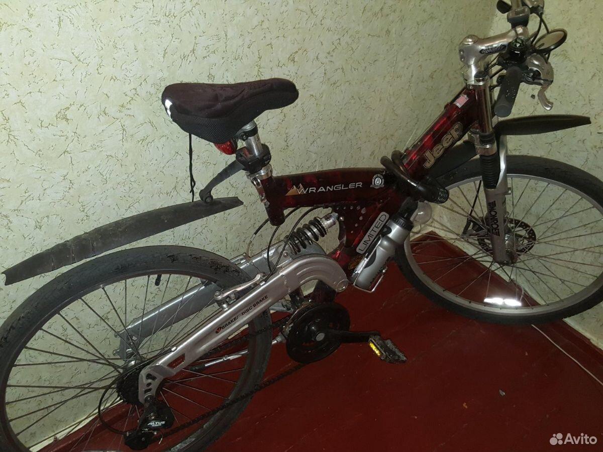 Продам Велосипед Jeep  89005655001 купить 2
