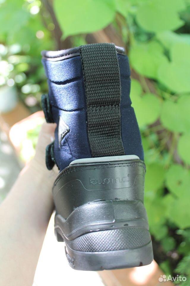 Ботинки для мальчика kuoma (зима), 28 размер  89782572220 купить 4
