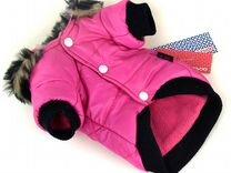 Кофточка и куртка для собачки размер С