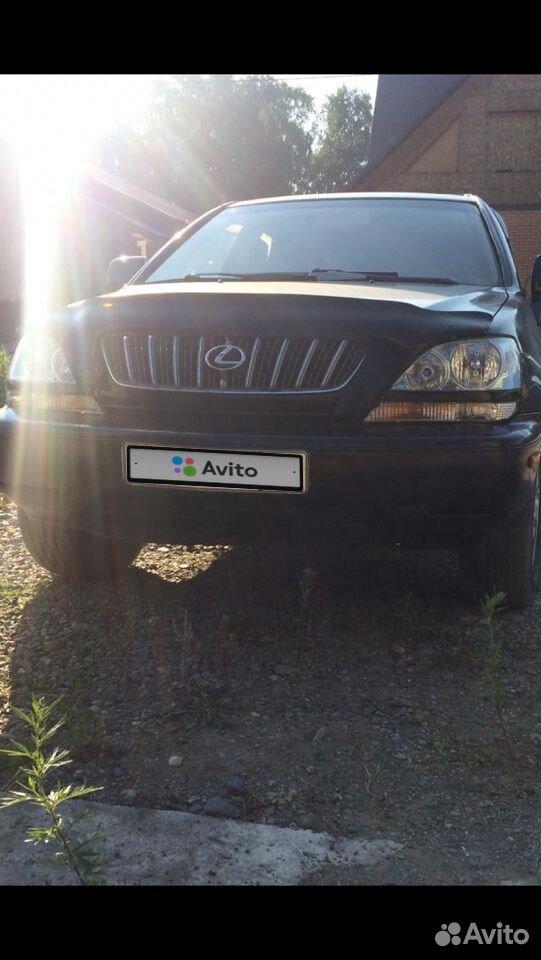 Lexus RX, 2003  89609497478 купить 1