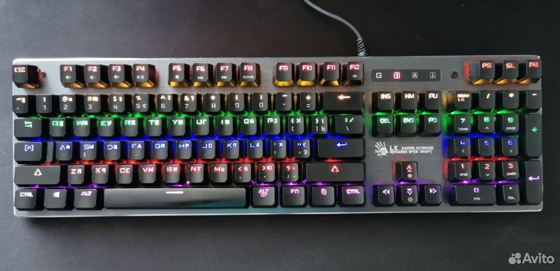 Клавиатура A4Tech Bloody B760 89780261567 купить 3