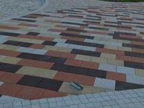 Плитка тротуарная выбор