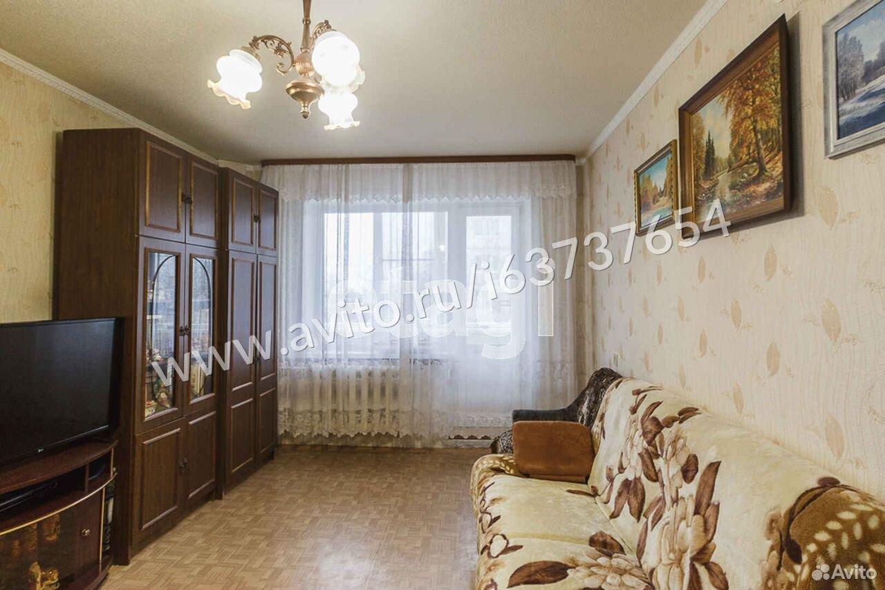 4-к квартира, 69.4 м², 3/5 эт.