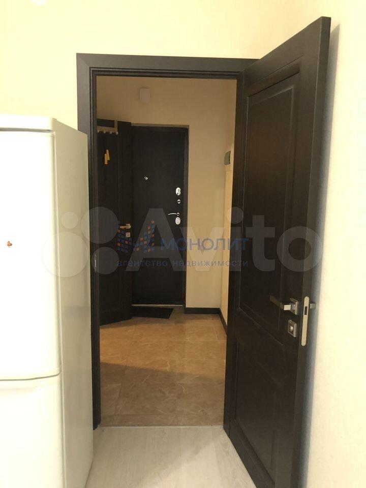 Квартира-студия, 19 м², 10/21 эт. 89587274886 купить 5