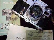 Фотоаппарат киев 1957 год
