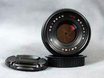 Мс Волна-3В 2,8\80 + переходник на Canon