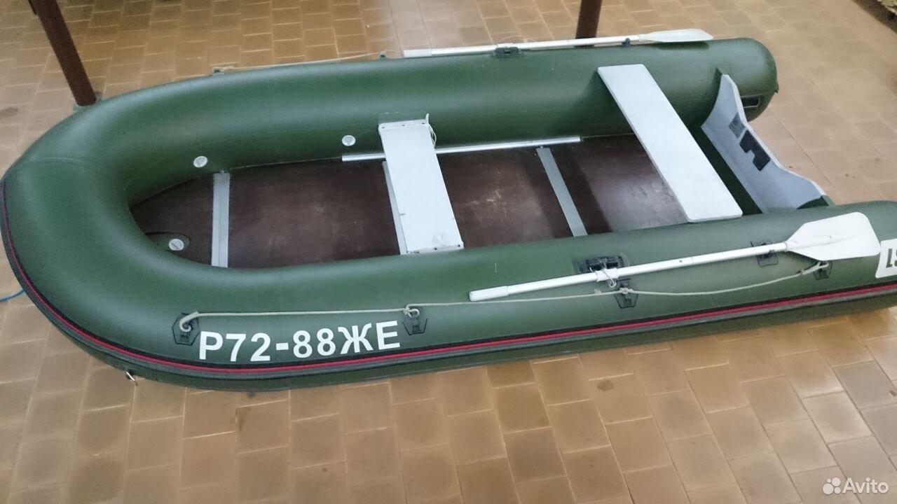 Лодка пвх лсп Марин 350  89097965161 купить 1