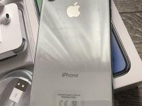 Новый iPhone X 64GB, не активирован, на гарантии
