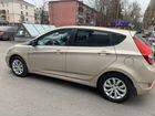 Hyundai Solaris 1.4МТ, 2011, 154000км