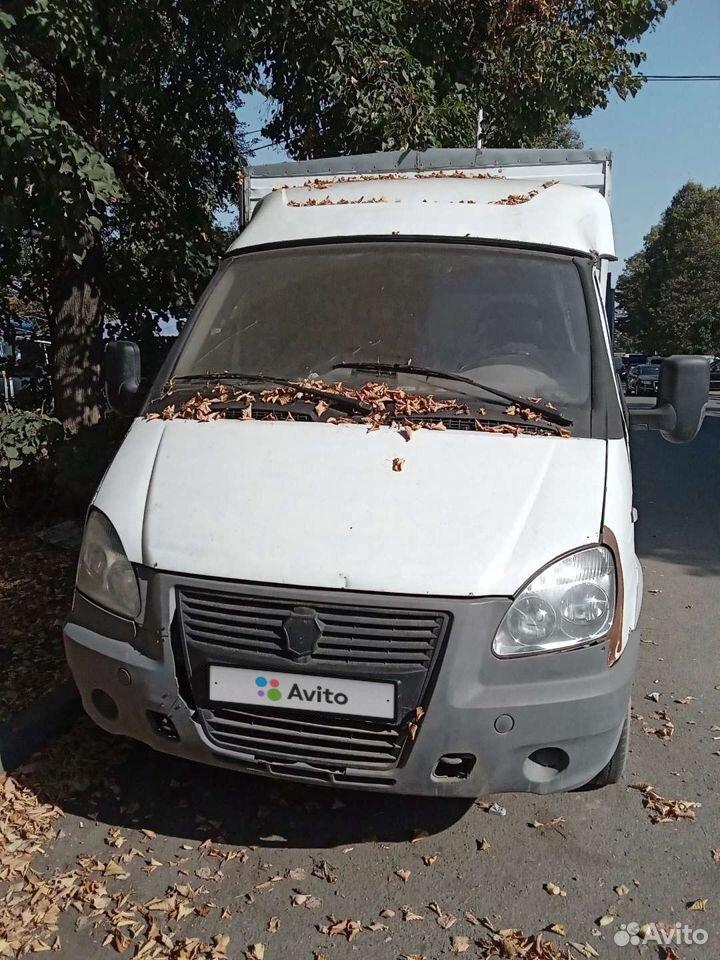 GAZ 2747 GAZelle, 2003  89343418977 buy 1