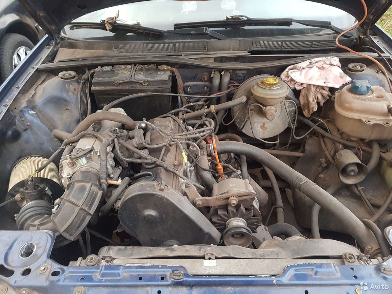 Audi 80, 1990  89038742414 купить 7